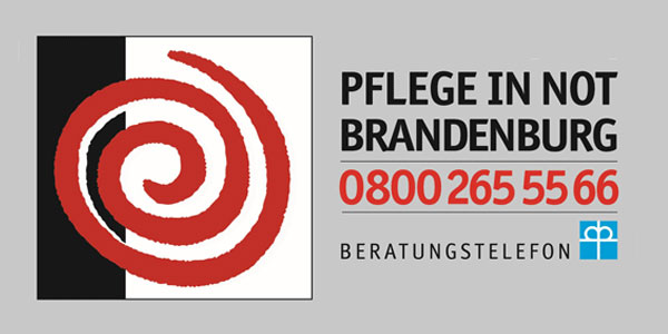 Logo Pflege in Not Brandenburg